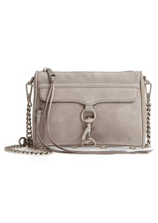 Rebecca Minkoff Mini MAC Nubuck Convertible Crossbody Bag