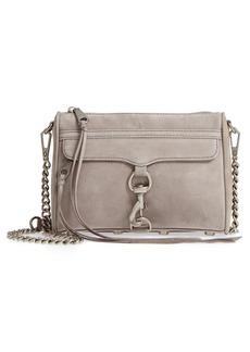 Rebecca Minkoff Mini MAC Nubuck Convertible Crossbody Bag