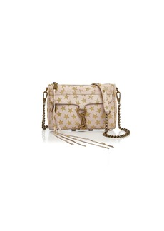 Rebecca Minkoff Mini MAC Suede Crossbody