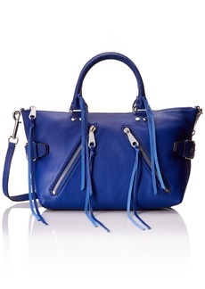 Rebecca Minkoff Moto Satchel Tote Shoulder Bag