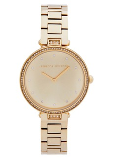 Rebecca Minkoff Nina Bracelet Watch, 33mm