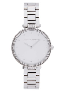 Rebecca Minkoff Nina Bracelet Watch, 33mm