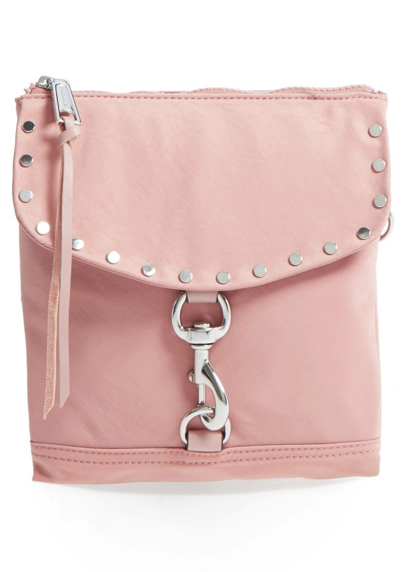 222e65676 Rebecca Minkoff Rebecca Minkoff Nylon Flap Crossbody Bag | Handbags