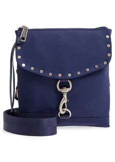 Rebecca Minkoff Nylon Flap Crossbody Bag