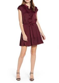 Rebecca Minkoff Ollie Fit & Flare Dress