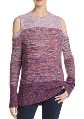 Rebecca Minkoff Page Cold Shoulder Sweater