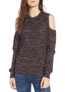 Rebecca Minkoff Page Cold Shoulder Sweater