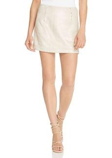 Rebecca Minkoff Penny Sequin Skirt