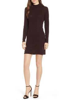 Rebecca Minkoff Phoebe Metallic Body-Con Dress