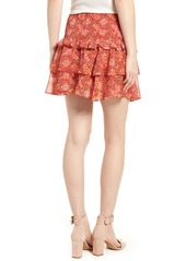 Rebecca Minkoff Phoebe Ruffle Tier Skirt