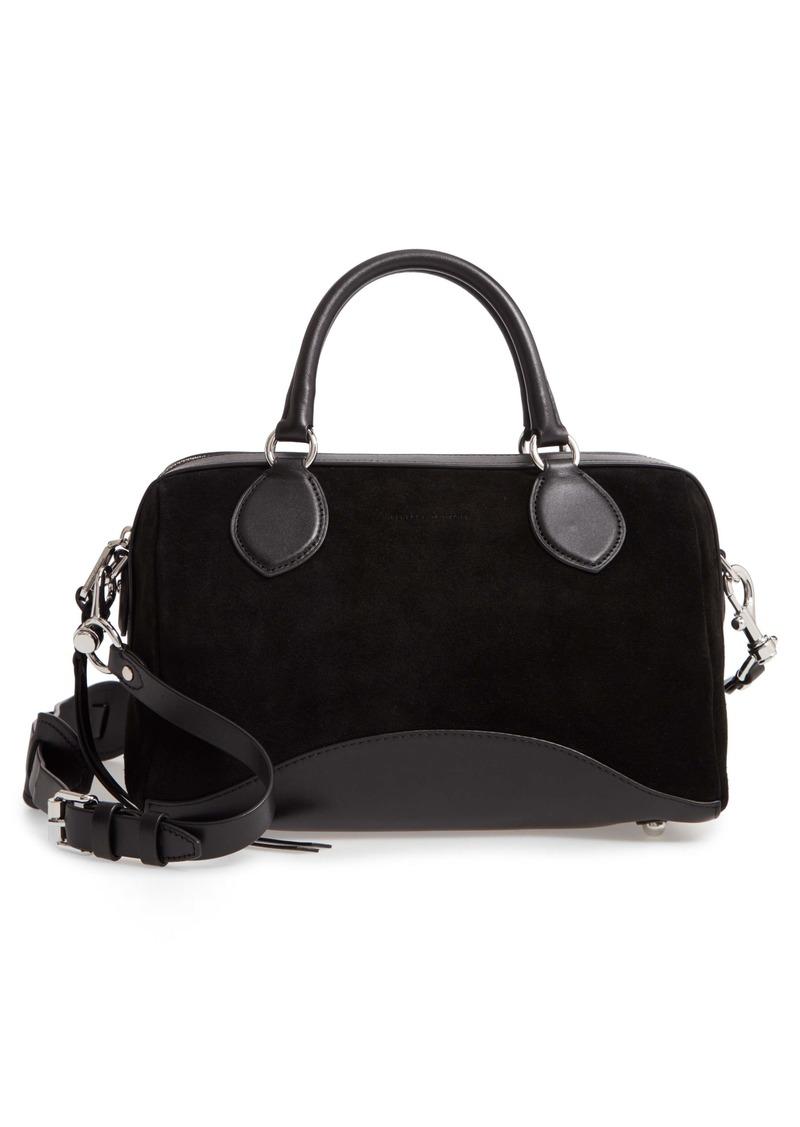 Rebecca Minkoff Pippa Suede Duffle Bag