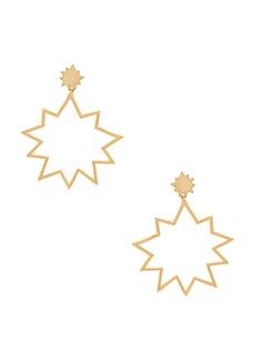 Rebecca Minkoff Pow Earrings