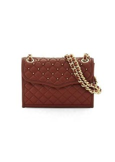 Rebecca Minkoff Quilted Mini Leather Shoulder Bag