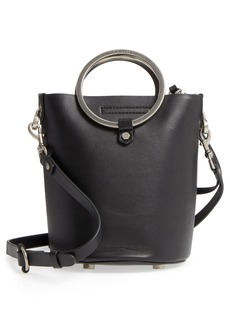Rebecca Minkoff Ring Leather Bucket Bag