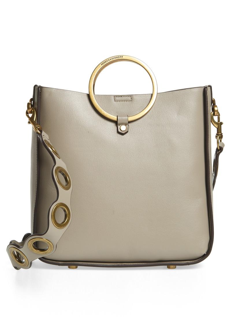 Rebecca Minkoff Ring Leather Feed Bag