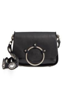 Rebecca Minkoff Ring Leather Shoulder Bag