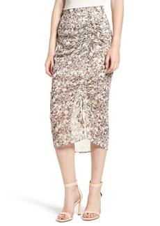 Rebecca Minkoff Romi Midi Skirt
