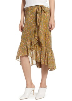 Rebecca Minkoff Selena Wrap Skirt