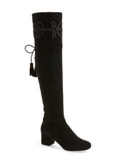 Rebecca Minkoff Shiloh Over the Knee Boot (Women) (Narrow Calf)