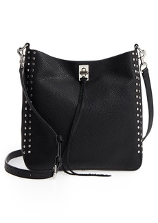 Rebecca Minkoff Small Darren Leather Feed Bag