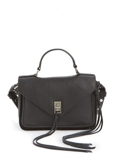 Rebecca Minkoff 'Small Darren' Leather Messenger Bag