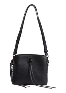 Rebecca Minkoff Small Darren Leather Shoulder Bag