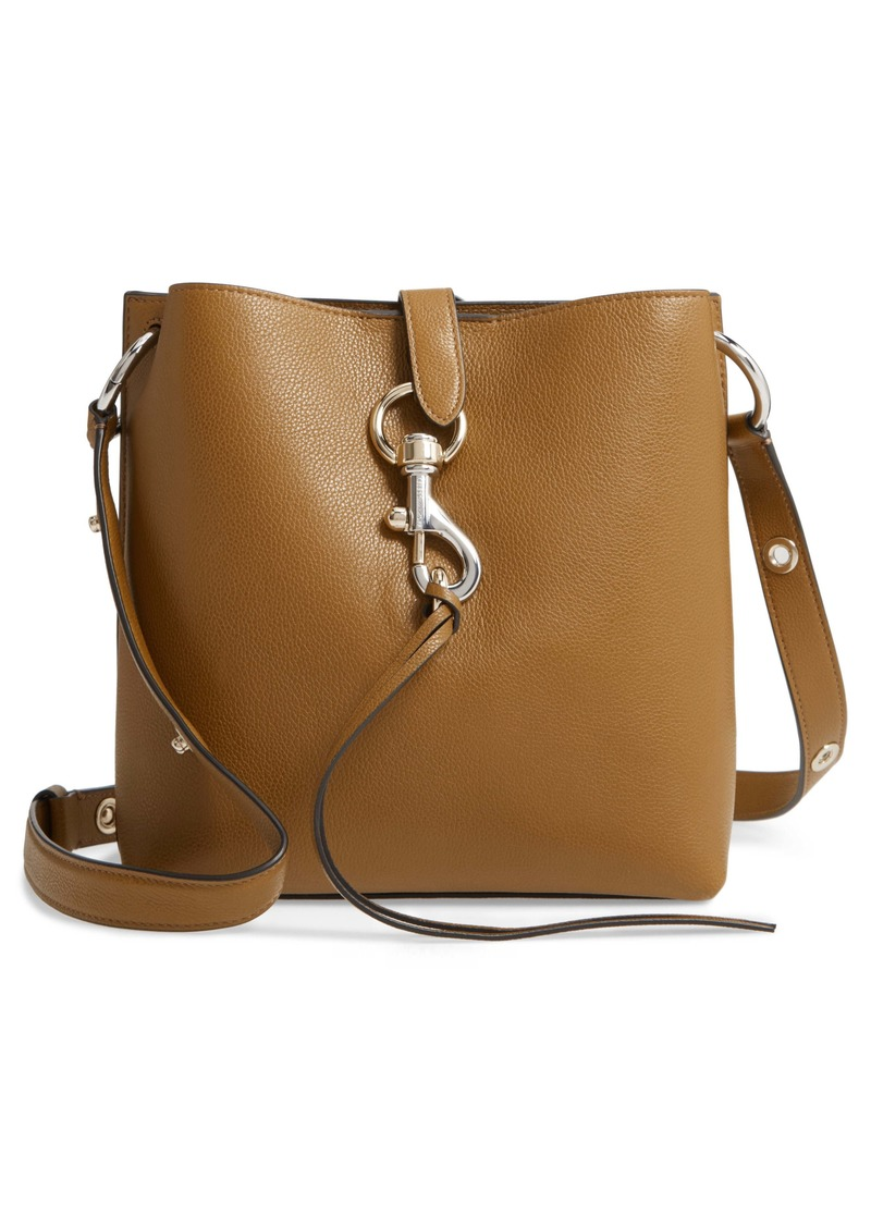 Rebecca Minkoff Small Megan Leather Crossbody Feed Bag
