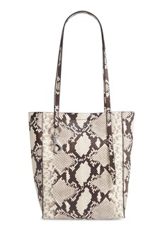 Rebecca Minkoff Small Stella Embossed Leather North/South Tote