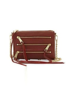 Rebecca Minkoff Smith Mini 5-Zip Crossbody Bag