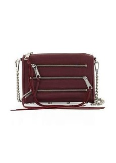 Rebecca Minkoff Smith Mini 5-Zip Crossbody Bag