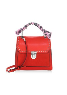 Rebecca Minkoff St Tropez Small Leather Satchel