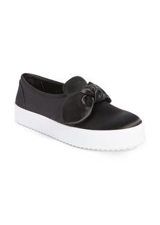 Rebecca Minkoff Stacey Bow Platform Sneaker (Women)
