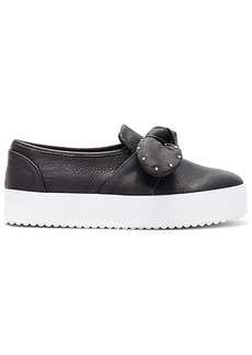 Rebecca Minkoff Stacey Studded Sneaker in Black. - size 10 (also in 6,6.5,7.5,8,8.5,9,9.5)