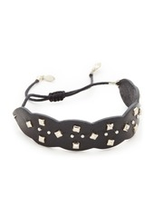 Rebecca Minkoff Studded Guitar Strap Bracelet