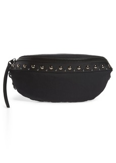 Rebecca Minkoff Studded Nylon Belt Bag