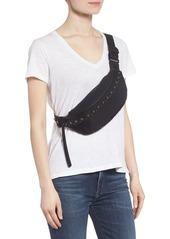 df28b82a08f Rebecca Minkoff Studded Nylon Belt Bag Rebecca Minkoff Studded Nylon Belt  Bag