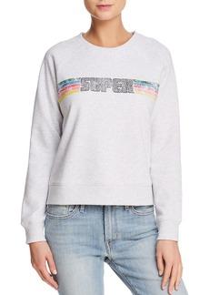 Rebecca Minkoff Super Sweatshirt - 100% Exclusive