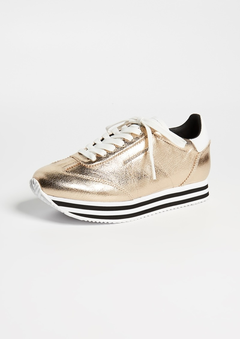 Free Shipping Cheapest Rebecca Minkoff Susanna sneakers Free Shipping Get To Buy Clearance 100% Original From China Low Shipping Fee Buy Cheap Exclusive bwKxcS