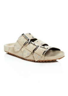 Rebecca Minkoff Tania Studded Slide Sandals
