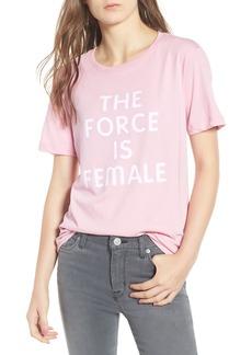 Rebecca Minkoff The Force Is Female Tee