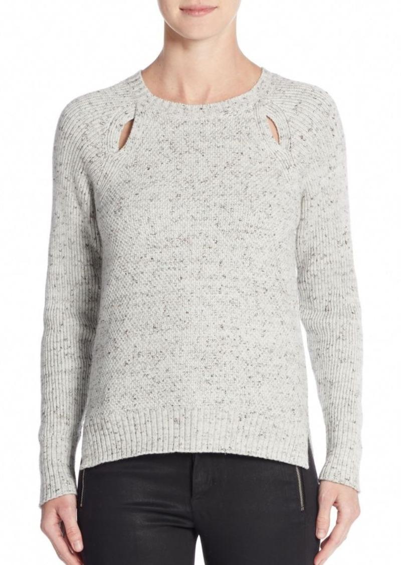 Rebecca Minkoff Transit Cotton & Cashmere Sweater