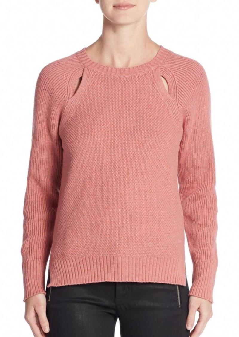 Rebecca Minkoff Rebecca Minkoff Transit Cotton & Cashmere Sweater ...