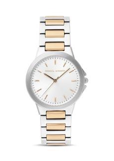 Rebecca Minkoff Two-Tone Cali Watch, 34mm