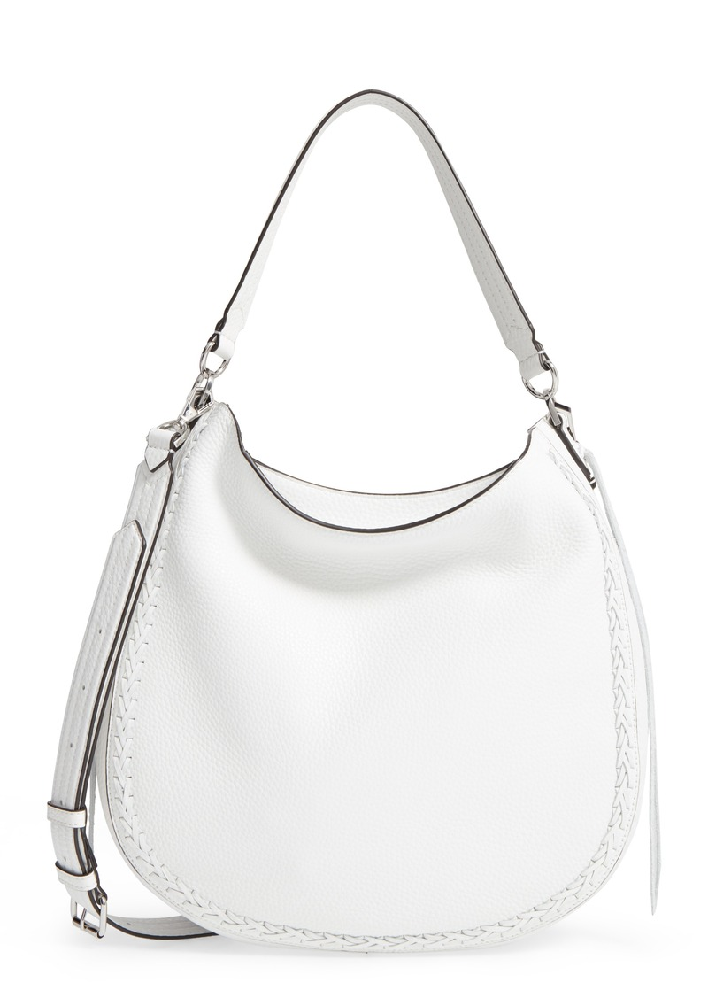 cb8aa5b97a2 Rebecca Minkoff Unlined Convertible Whipstitch Hobo (Nordstrom Exclusive)