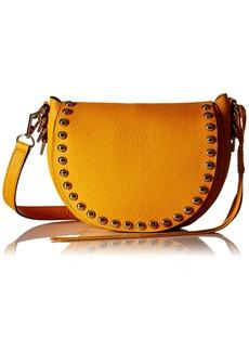 Rebecca Minkoff Unlined Saddle Shoulder Bag
