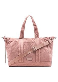 Rebecca Minkoff Washed Nylon Weekend Bag