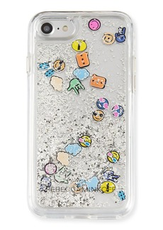 Rebecca Minkoff Waterfall Emoji Phone Case