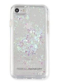 Rebecca Minkoff Waterfall Glitter Phone Case - iPhone 8/7