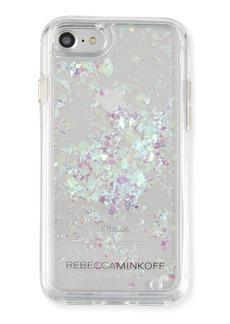 Rebecca Minkoff Waterfall Glitter Phone Case