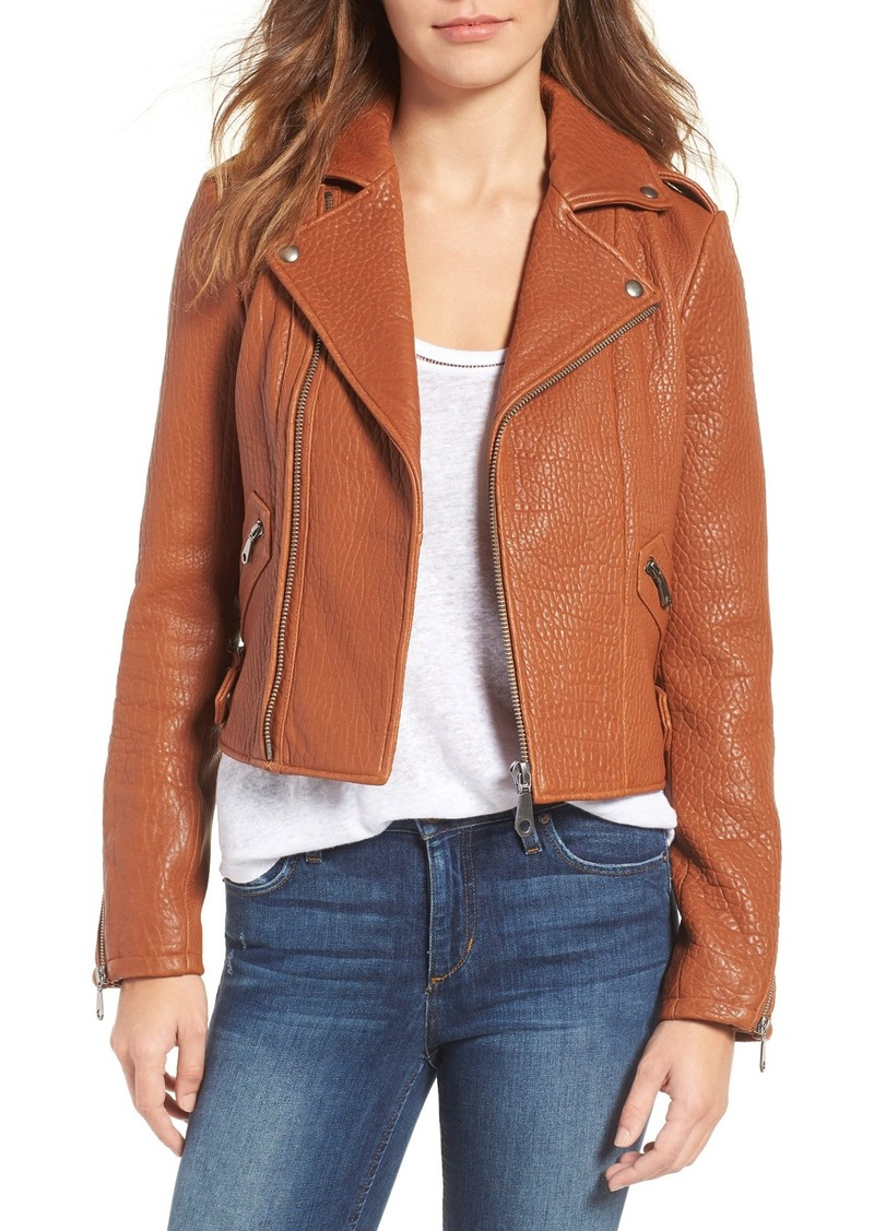 Rebecca Minkoff Wolf Leather Jacket